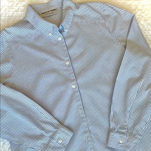SIMON CHANG Button-Down Shirt/Tunic